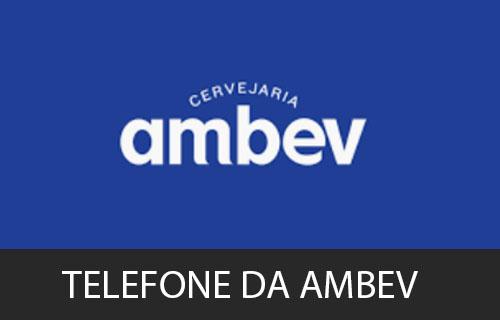 telefone da Ambev