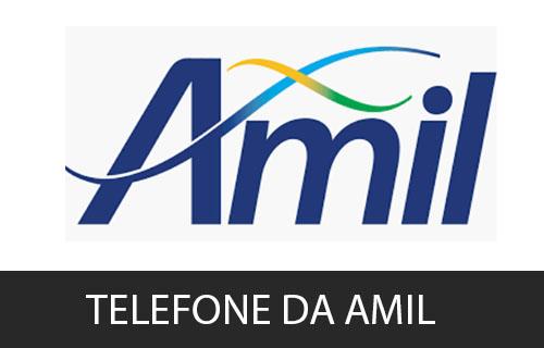 telefone da Amil