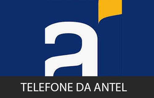 telefone da Antel