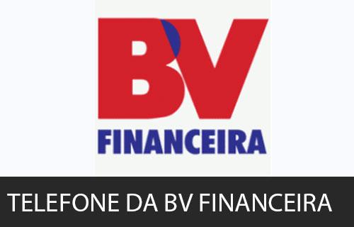 telefone da BV Financeira