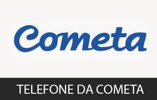 telefone da Viação Cometa 0800