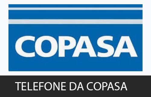 telefone da Copasa