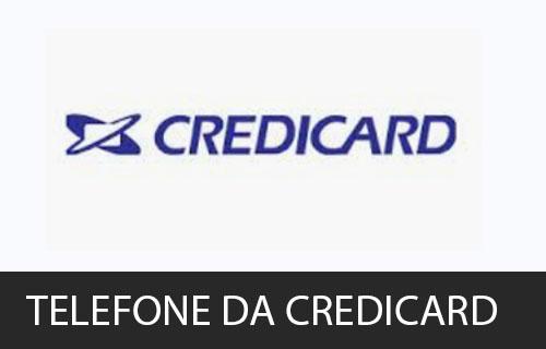 telefone da Credicard