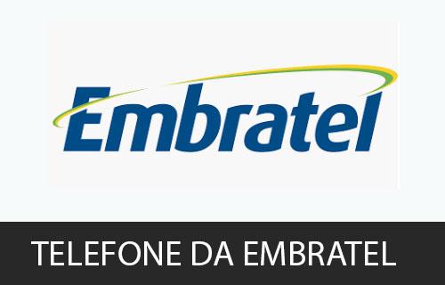 telefone da Embratel