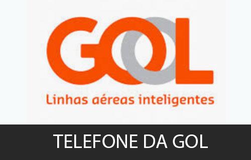 telefone da GOL