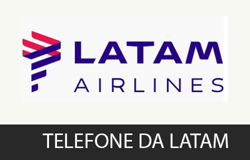 telefone da LATAM