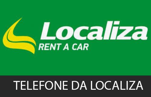 telefone da Localiza