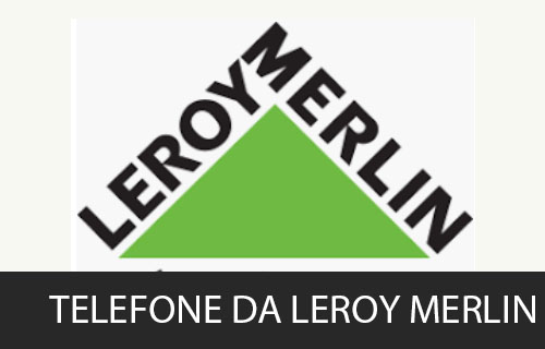 telefone da Leroy Merlin
