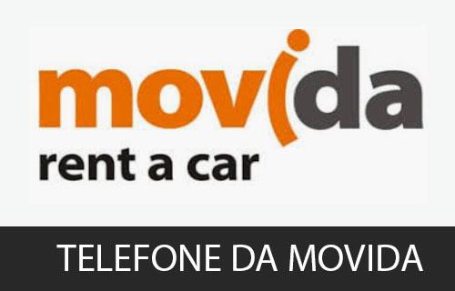 telefone da Movida