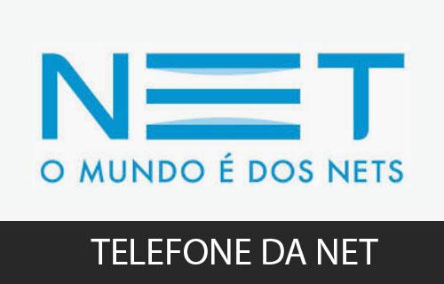 telefone da Net