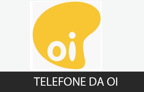 telefone da Oi
