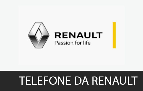 telefone da Renault