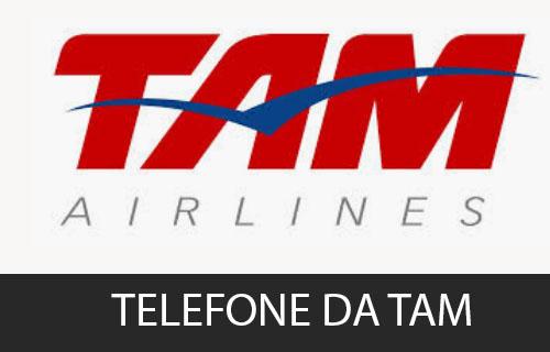 telefone da TAM