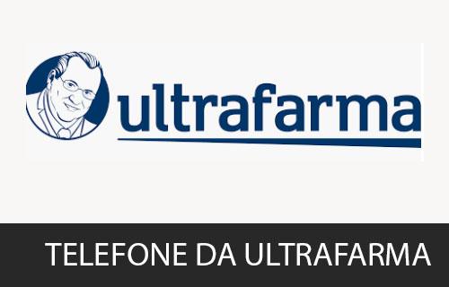 telefone da Farmácia Ultrafarma