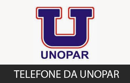 telefone da UNOPAR EaD Faculdade